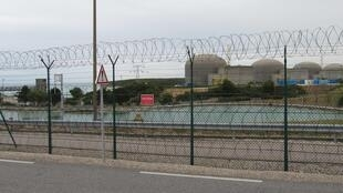 Атомная электростанция Палюэль, Франция.