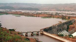 Le barrage d'Inga en RDC.