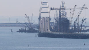 В Евросоюзе Крымский мост назвали «очередным нарушением суверенитета» Украины