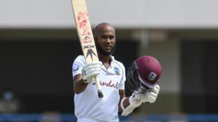 West Indies Test captain Kraigg Brathwaite is joining Gloucestershire