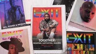 Afrique du Sud - LGBT - Exit Newspaper
