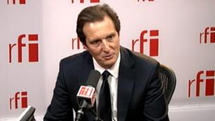 Jérome Chartier, chargé des questions fiscales à l'UMP.