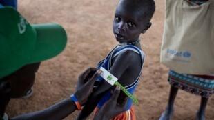 Dubban kananan yara suna cikin masifar yunwa a Sudan ta Kudu