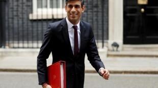 Rishi Sunak doit dévoiler la première phase du plan de relance de l'économie britannique, le 8 juillet prochain.