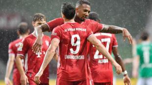 Robert Lewandowski - Bayern - Munique - Football - Futebol - Bundesliga