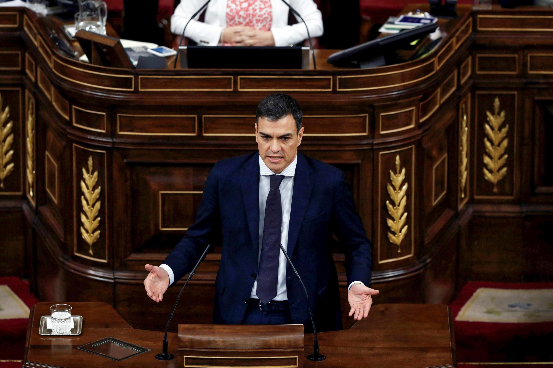 Pedro Sanchez waziri mkuu mpya wa Uhispania.