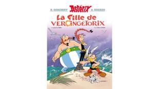 Le 38ème album des aventures d'Astérix et Obélix met en scène la fille de Vercingétorix.