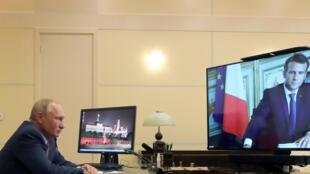 Paris, Moscovo e Washington apelaram, esta quinta-feira, fim dos combates no Nagorno-Karabakh.