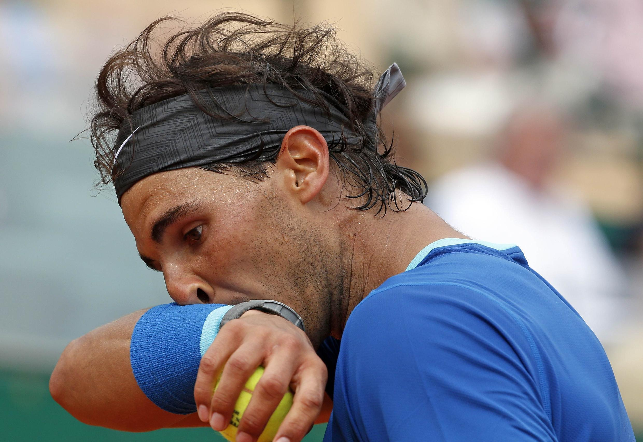 Rafael Nadal will seek a 10th title at the French Open in Paris