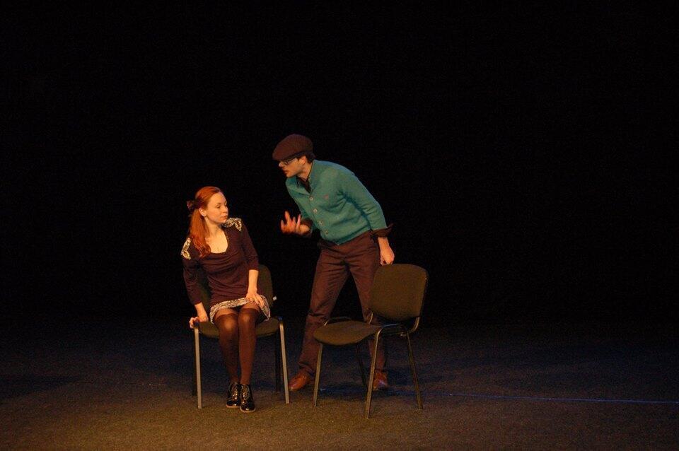 Концерт «АРТиШОК» Международного общественного объединения «Театро» (Беларусь) и французской театральной ассоциацией «Demain lePrintemps»