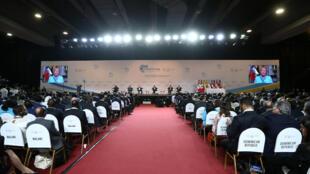 在阿根廷首都召開的世貿組織第11次部長級會議 2017年12月13日