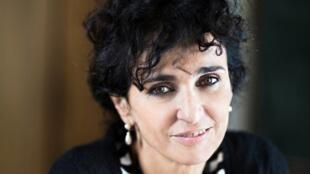 La physicienne, comédienne Elisabteh Bouchaud.