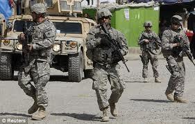 Wanajeshi wa NATO nchini Afganistan