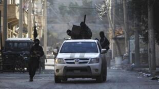 L'organisation terroriste Etat islamique recrute en Europe.