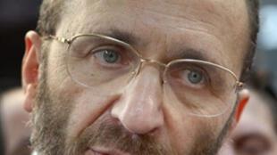 Главный раввин Франции Жиль Бернхейм