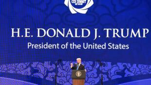 Discurso do Presidente Donald Trump na cimeira da APEC, em Danang, a 10 de Novembro de 2017