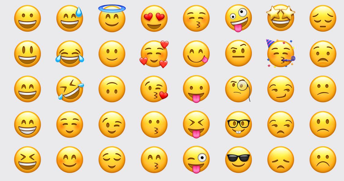 Los emojis han consolidado en 2019 su lugar en las comunicaciones a través de dispositivos electrónicos.