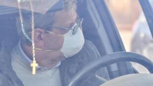 El principal foco de la epidemia en Italia se encuentra en Codogno, a unos 60 km de Milan.