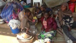 Waathirika wa mauaji ya Mutarule mkoani Kivu ya Kusini