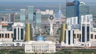 Aстана, Казахстан.