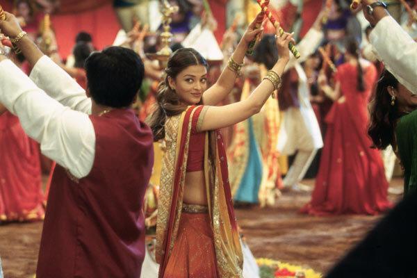 Aishwarya Rai, Bollywood star.