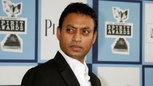 Irrfan Khan, fitaccen jarumin fina-finan kasar India da ya rasu.