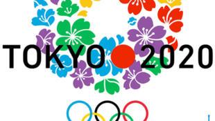 2020東京奧運會標識