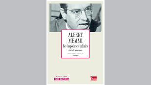 Couverture - Albert Memmi - Journal - Guy Dugas