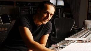 El músico y compositor francés Alexandre Desplat.
