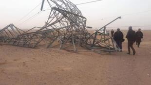 Iran_Afghanistan_Electricité