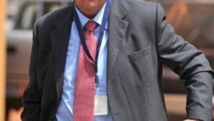 Le PDG de Randgold, Mark Bristow.