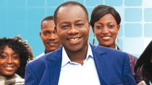 Maître Adrien Houngbedji, le nouveau président de l'Assemblée nationale au Bénin.