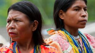 En el departamento de Risaralda habita un total de 25.000 indígenas pertenecientes a la etnia embera.