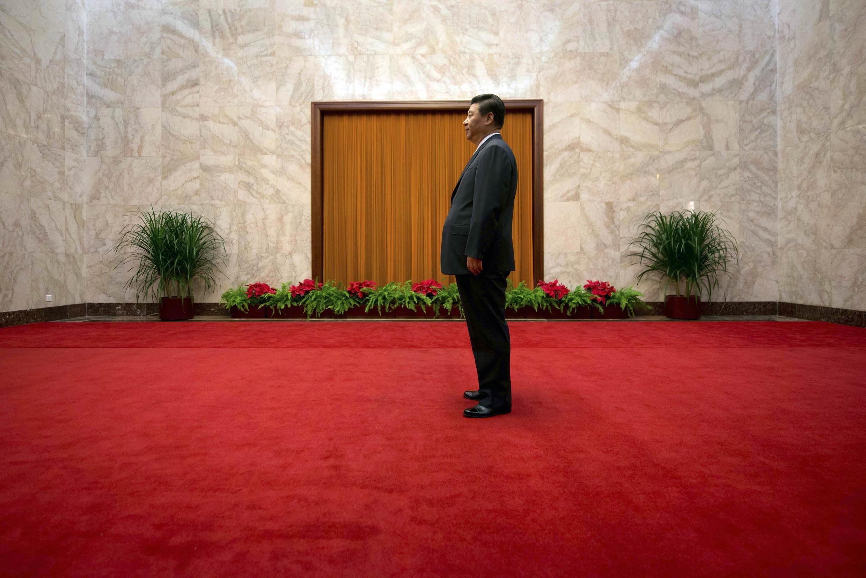 Le président chinois Xi Jinping, le 18 juin 2013.
