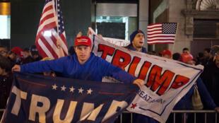 Donald Trump na Republican ya lashe zaben Amurka