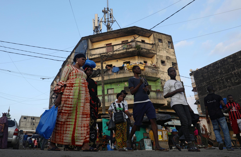 Des actions ont éclaté ce week-end à Abidjan et dans plusieurs villes du pays contre la candidature du président Ouattara (image d'illustration)