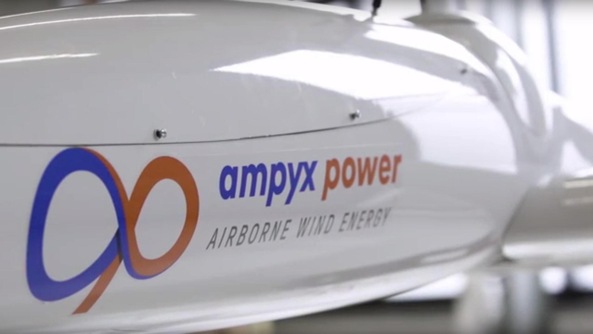 La société Ampyx Power tente de créer des drones éoliens.