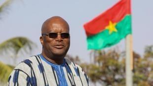 Shugaban kasar Burkina Faso Roch Marc Christian Kaboré