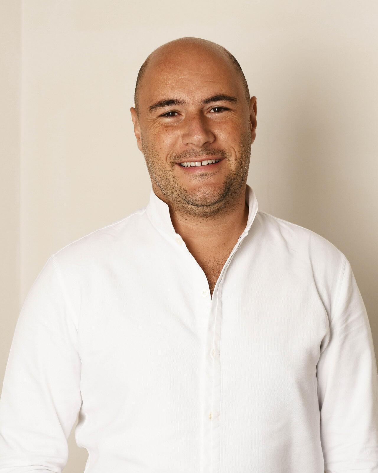 O fundador da plataforma Socios.com, Alexandre Dreyfus