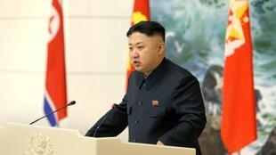 کیم جونگ اون، رهبر کره شمالی-تصویر تزئینی