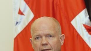 Sakataren Harkokin wajen kasar Birtaniya, William Hague