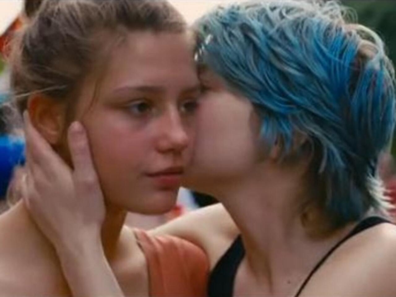 Blue Is The Warmest Colour Sexiest Scene