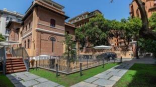L'Albergo Etico Roma dans le centre de Rome se trouve dans un ancien couvent de religieuses.