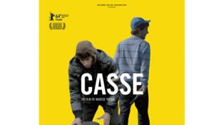 Affiche du film «Casse» de Nadège Trébal.
