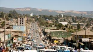 En Ethiopie, dans les rues d'Addis-Abeba
