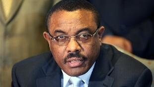 L'ancien Premier ministre ethiopien, Hailemariam Desalegn.
