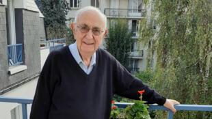 Французский вирусолог Клод Аннун (Claude Hannoun)