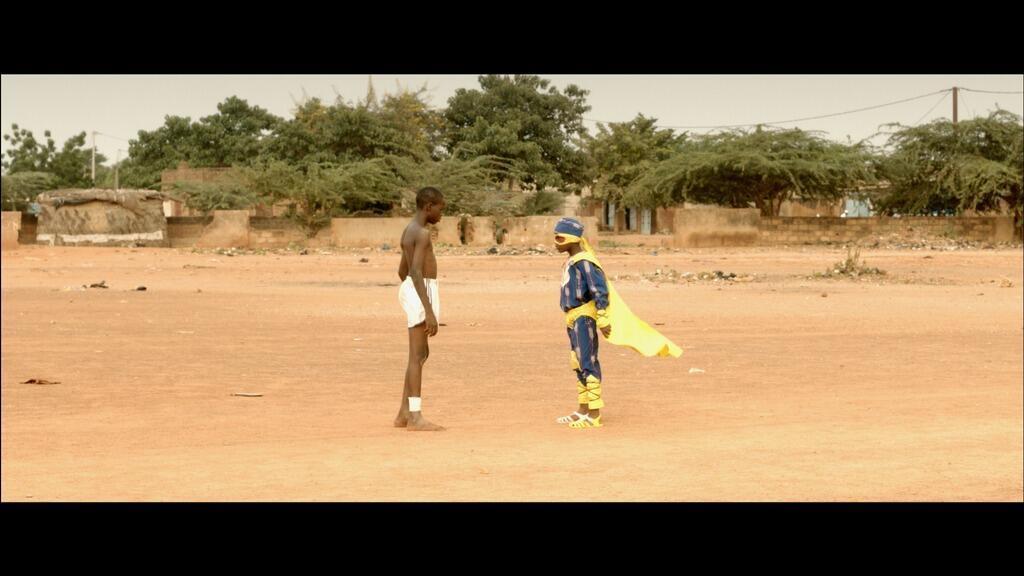 Scène de « Twaaga », du réalisateur franco-burkinabè Cédric Ido, programmé dans la compétition des courts métrages au Fespaco.