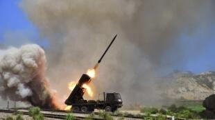 Bắc Triều Tiên tiến bộ trong công nghệ thu nhỏ đầu đạn hạt nhân.