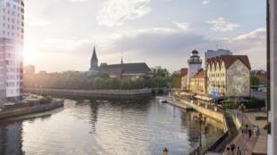 Moscou veut créer deux zones économiques offshore, sur une île de l'Extrême-Orient russe et dans l'enclave de Kaliningrad (photo) où les impôts seront allégés.